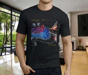 d6500db2 New Panic At The Disco Band Death Of A Bachelor Men's Black T-Shirt ...