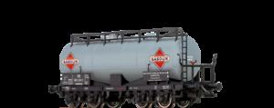 Brawa N 67072 TANK WAGONS  Gasoline  DB Ep. III OVP