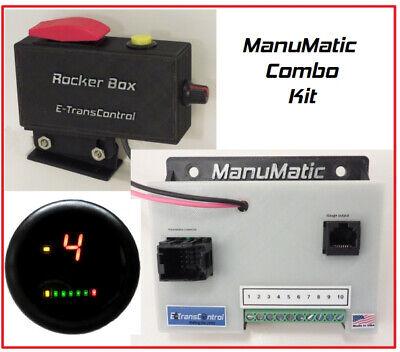 Gm Tcm Full Manual Controller Kit For 4l60e 4l80e And 4t65e 4t80e Transmission Ebay