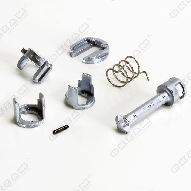 2x serrure de porte Kit Réparation Avant Gauche + Droit pour BMW 3 Series E46 Saloon