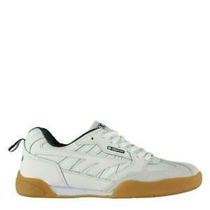 HI-TEC-Squash-Chaussures-Homme-Gents-Lacets-fixe-Ventile-Ajustement-Confortable