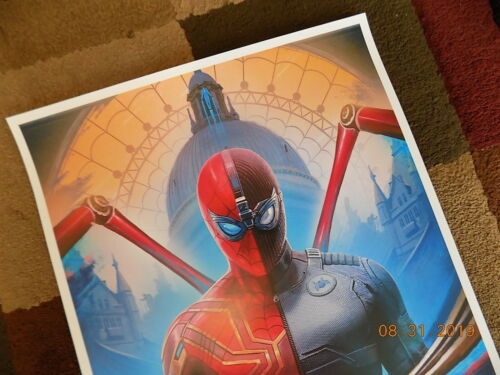 """Movie Collector/'s Poster Print Spider-Man: Far From Home T5 11/"""" x 17/"""""""