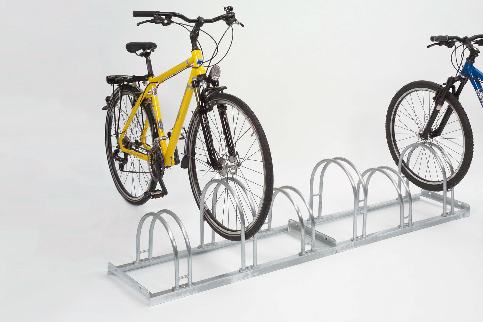 Fahrradständer 5053 1050mm einseitig   Fahrrad   Bogenparker   3 Stellplätze