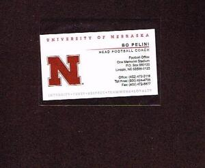 Bo-Pelini-Nebraska-Business-Card-Football-Coach