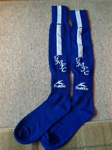 Greenock-Morton-FC-football-Socks-new-RARE