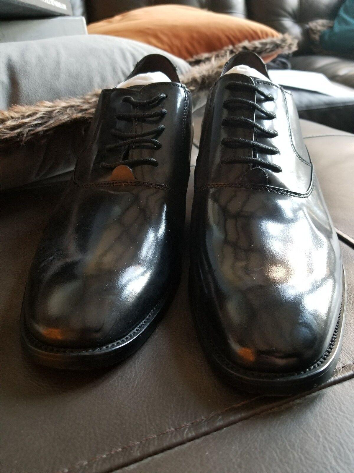 Calto G1019 - 3 pulgadas de altura Elevador aumentar Imitación Charol Estilo Zapato