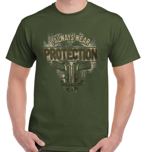 2nd Amendment Wear Protection USA ShirtAmerica Patriot US T Shirt