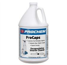 Carpet Cleaning Prochem Procaps Encapsulation Cleaner