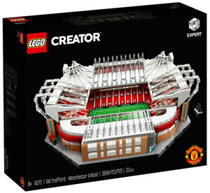 10272-LEGO-CREATOR-OLD-TRAFFORD-STADIO-MANCHESTER-UNITED-3898-PZ-ETA-039-16-NUOVO
