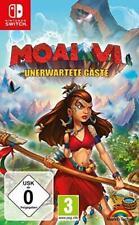 Artikelbild SW MOAI 6 UNERWARTETE GÄSTE - Nintendo Switch