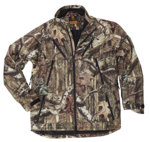 Nuevo    marróning caza chaqueta Hell's Canyon II-Camo-Wind - impermeable