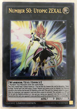 Utopic Zexal Jump-EN077 Nm Limited Edition Yugioh Number S0