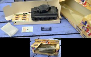 Solido military 2 1 pzkpfw vi tiger, grey, normandy 1944,1 50,éd. 0007 limited