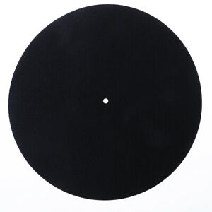 Turntable Mat Audiophile 7 Quot 3mm Anti Static Anti Shake