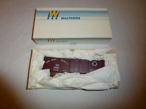 Vintage-1987-Walthers-Northern-Pacific-40-039-SS-Wood-Box-Car-Model-Train-Car-HO