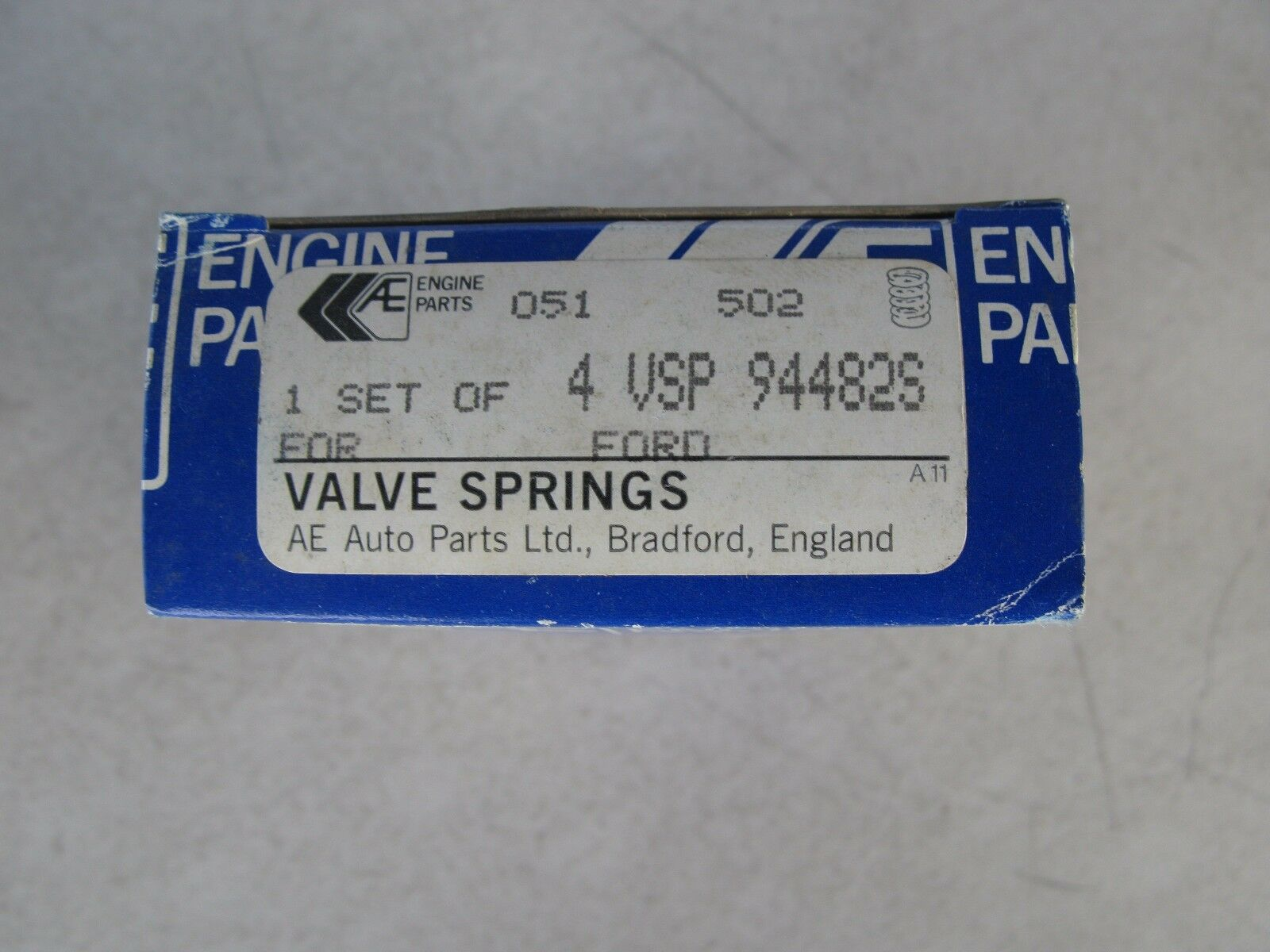 4Pcs AE Engine Valve Spring fit Ford Dover 110 380CU 365CU VSP94492S