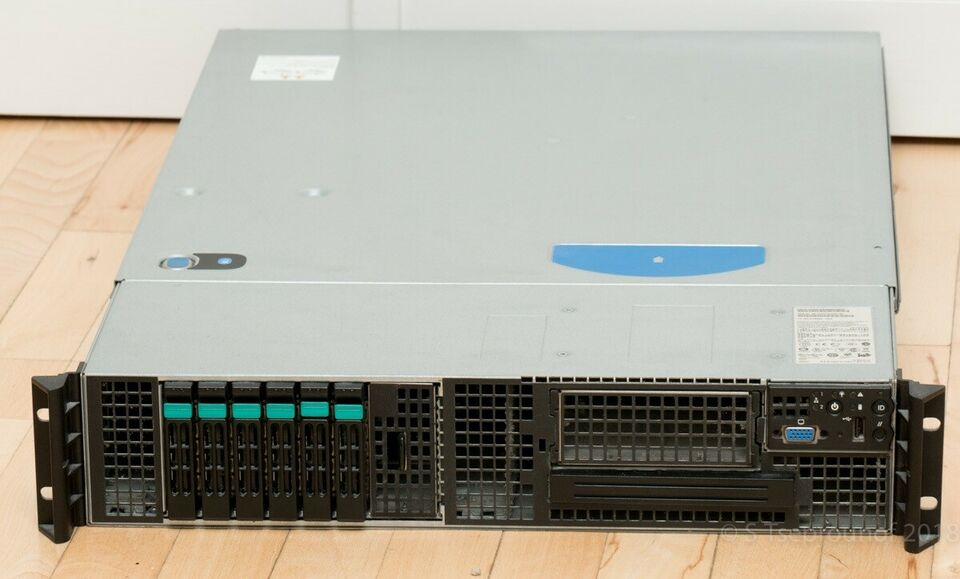 Intel, server SR2625URBRP, E5520 2,27 Ghz