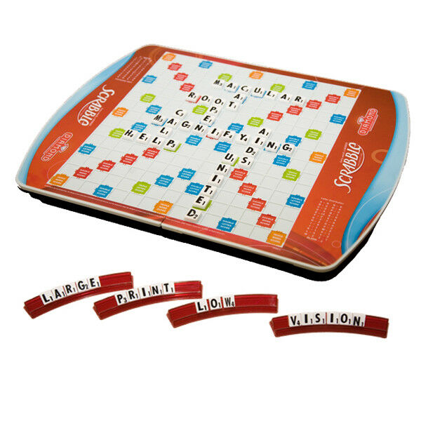 Deluxe Basse Vision 60th Anniversaire Scrabble Game
