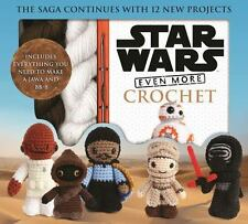 Star Wars Even More Crochet by Thunder Bay Press and Lucy Collin (2017)