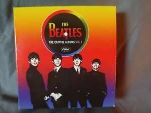 The Beatles - The Capitol Albums Vol. 1 - Complete 4 CD Box Set w/ Booklet 2004