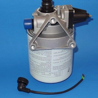 Air Dryer Filter W/Installion adapter Kit Fit:Freightliner Mack Volvo Cummins  &