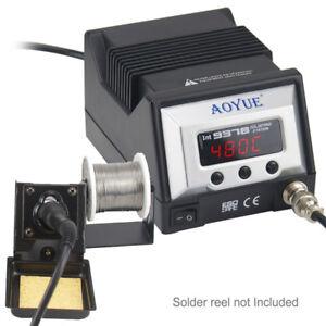 Digital Soldering Iron Aoyue 9378 Station 60W Digital Professional 5055396124484