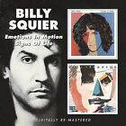 Emotions in Motion/Signs of Life by Billy Squier (CD, May-2009, 2 Discs, Beat Goes On)