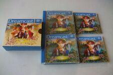 Jeu Sega Dreamcast Shenmue 2 II complet
