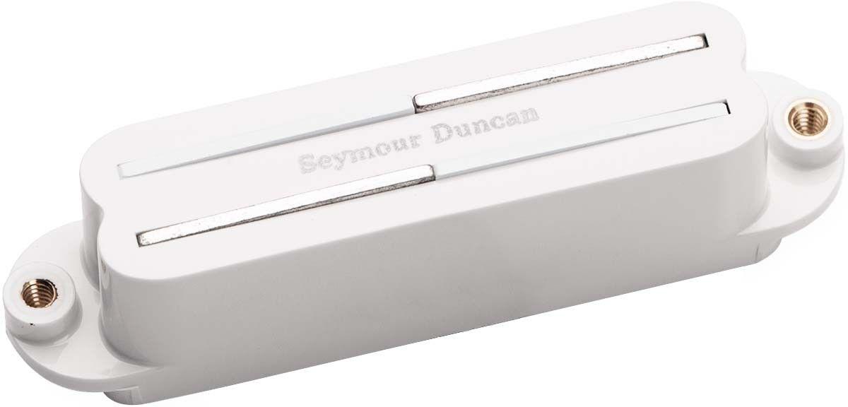 Seymour Seymour Seymour Duncan Svr-1n Vintage Rieles Humbucker Strat pastillas de cuello, blancoo  Tienda 2018