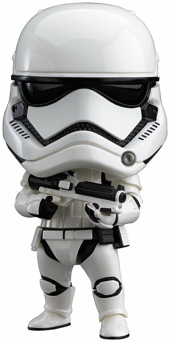 Star Wars First Order Stormtrooper Nendoroid Action Figure