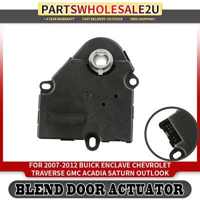 HVAC Blend Door Actuator Fit Buick Enclave Chevrolet