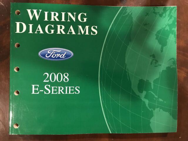 2008 Ford E