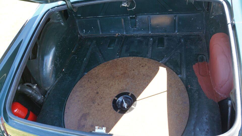 Fiat 1200, 1,2 Cabriolet, Benzin