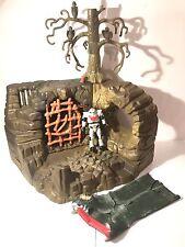 Fright Zone Horde Trooper Vintage Motu Playset Complete