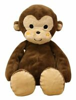 Kids Bedtime Originals Soft And Cuddly Plush Monkey Ollie Toys For Toddlers