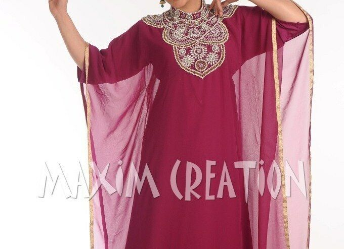 ELEGENT THOBE JILBAB JALABIYA JALABIYA JALABIYA THOBE ARABIAN WEDDING GOWN FANCY DRESS  4910 c11ea0