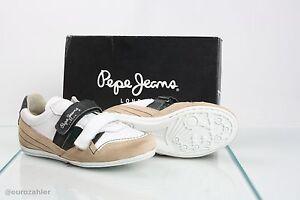 Pepe Jeans PYJ-230C G/N/B Boy Sneaker 31 Jungen Mädchen Unisex Schuhe
