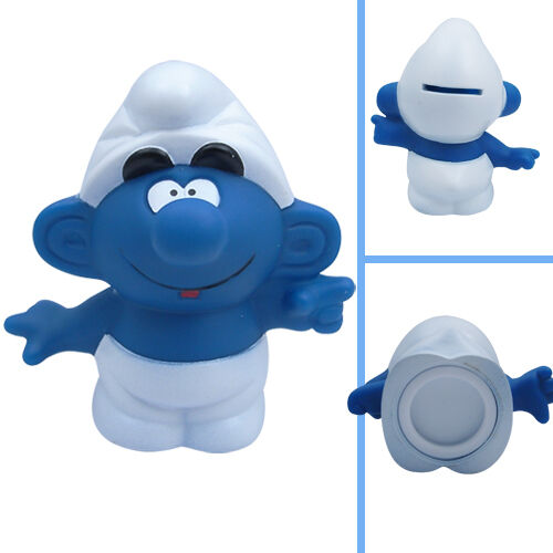 The Smurfs Jokey PVC Piggy Money Bank