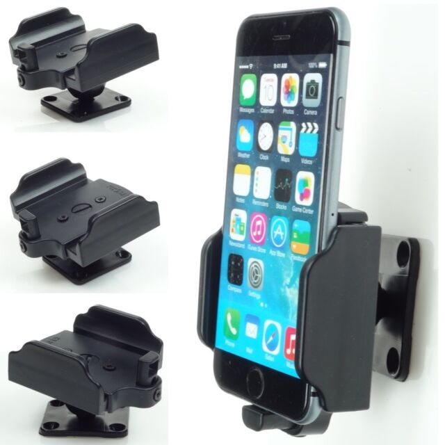 official photos b8251 14807 Fix2Car passive Apple iPhone holder + dash mount - suitable for Brodit  ProClip