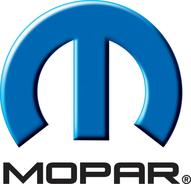 Mopar 6802 8392AA Convertible Top Motor