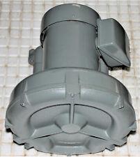 Fuji Vfc403a 7w Ring Compressor 1hp 98 Cfm Single Stage Regenerative Blower