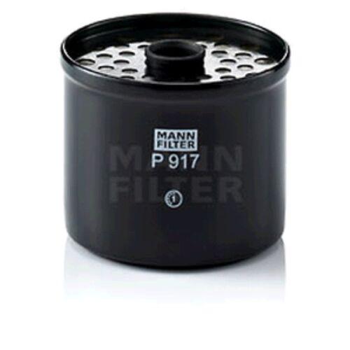 Mann P917x Fuel Filter Element 71.5mm Height 85mm Outer Diameter Service