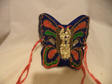 Masquerade Mardi Gras Golden Butterfly Mask for Halloween dance Party toy