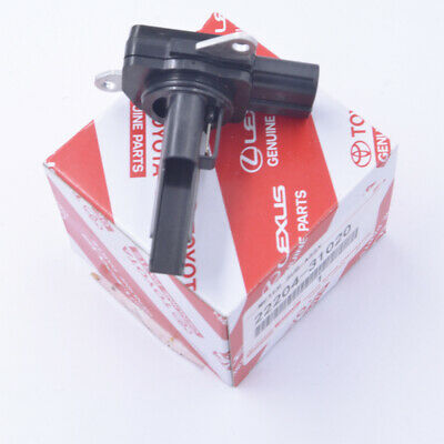 Denso 197-6110 Mass Air Flow Sensor MAF Meter 22204-31020 For Toyota Lexus