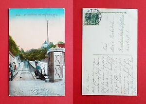 Ak zeitz 1911 drahtseilbahn am wendischen berg 38485 ebay