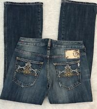 63216247 Diesel Jeans Pants Ryoth Boot Cut Made In Italy Medium Wash 0070N Size 27 x  30