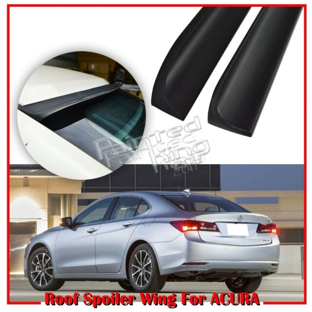 For Acura TLX 4dr Saloon Rear Window Roof Spoiler Wing