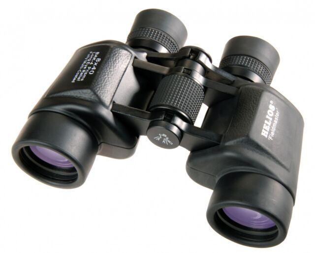 Helios 8x40 WA Fieldmaster Porro Prism Binoculars. London
