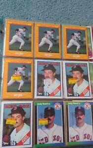 Jody-Reed-Baseball-Card-Mixed-Lot-approx-363-cards