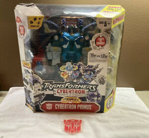 Transformers Cybertron Primus Unleashed MISB